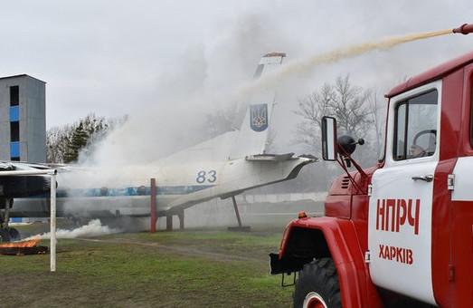 Профілактика понад усе: в Харкові провели чергові пожежні навчання