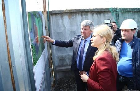 ФОКи плануємо побудувати в кожному районі області, на даний момент відкрили вже 3, цього року добудуємо ще 2 - Світлична