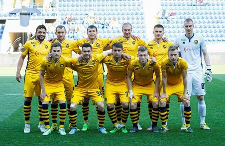 """""""Декілька кроків і наша команда вже у Першій лізі! Це справжнє повернення «жовто-синіх» — Світлична"""