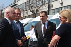 Для Харківщини була передана найбільша кількість автомобілів. Пошта приходитиме швидше