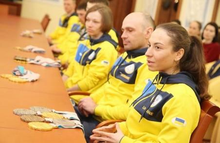 Харківські параолімпійці зустрінуться з дітьми з інвалідністю