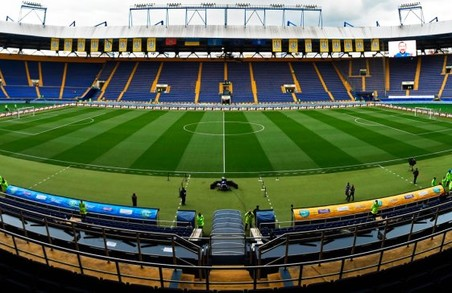 Як і обіцяла Світлична, збірна України прийматиме збірну Чехії в Харкові на стадіоні «Металіст» - Чевордов