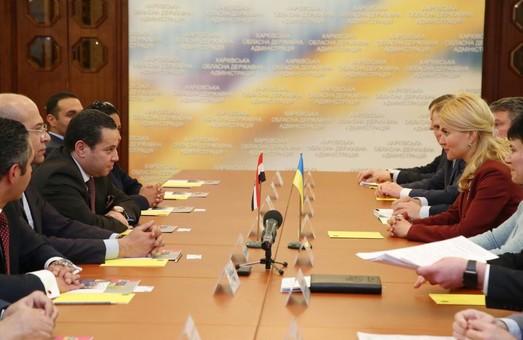 Підприємства Харківщини активно налагоджують співробітництво з партнерами в інших країнах - Світлична