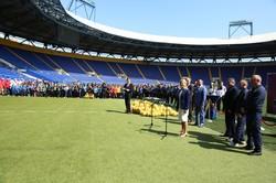 Ми повернули футбол у Харків, ми працюємо над тим, щоб харківська футбольна команда відновила свою міць - Світлична