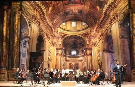 Вчора в Харкові солістки La Scala співали для України і про Україну - Андреас