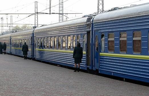 Поїзд зі Львова до Харкова буде йти через Суми