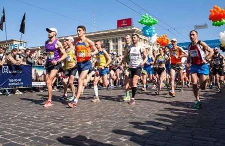 Під час Харківського марафону був встановлений новий рекорд