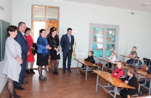 Липкуватівський НВК ремонтуватимуть