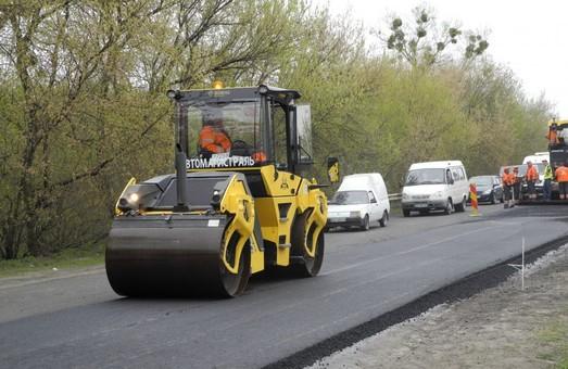 Як проходить ремонт Сумської траси на Харківщині: оперативна інформація