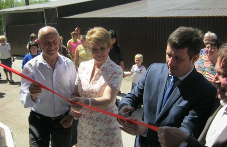Жителі трьох населених пунктів Первомайщини мають змогу отримувати медичні послуги в новій амбулаторії сімейної медицини