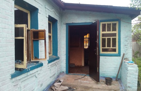 На Харківщині внаслідок пожежі загинуло двоє людей
