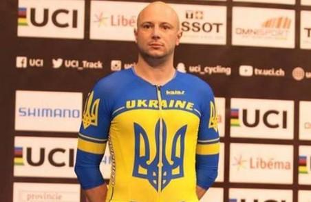 Харківський спортсмен став кращим на змаганнях з велоспорту