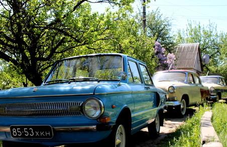 Харків'яни зможуть помилуватися унікальними ретро-автомобілями