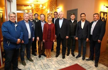 Керівництво ПА ОБСЄ підтвердило незмінну підтримку територіальної цілісності України - Світлична