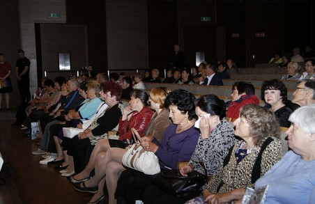 На Харківщині для родин ветеранів АТО провели свято Дня матері