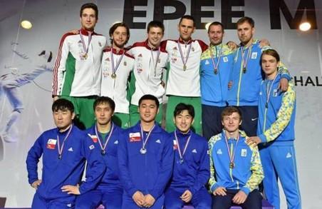 Харків'янин став одним з кращих у світі фехтувальником