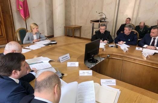 Світлична наголосила на персональній відповідальності керівництва ДСНС за пожежну безпеку літніх таборів
