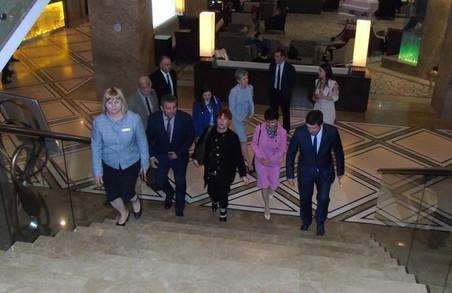На Харківщині відбулася конференція НАТО «Жінки-лідери та ключова роль неурядових організацій у зміцненні військово-цивільного співробітництва»