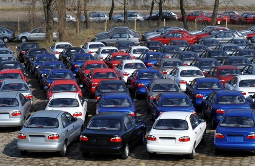 Харків посів друге місце на купівлях автівок