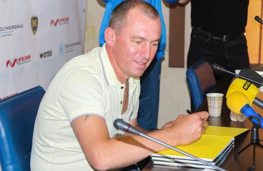 Мілан Обрадович відпросився із Сербії у Харків на матч з Олександром Горяїновим