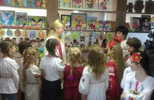 Юлія Світлична поцікавилася станом справ у Богодухівському РБК
