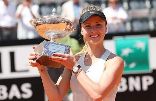 Харківська тенісистка перемогла першу ракетку світу