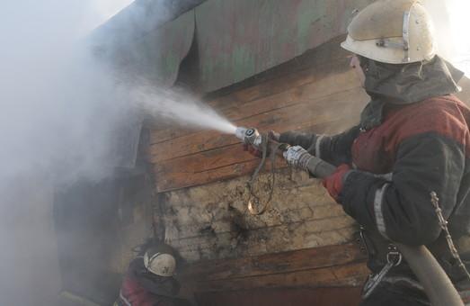 За минулий тиждень Харківщина потерпала від 64 пожеж