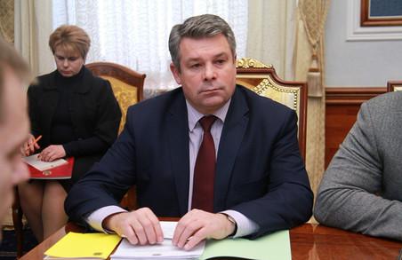 Стало відоме ім'я нового керівника Харківської обласної федерації футболу