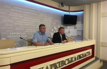 Роботи з експлуатаційного утримання доріг проводяться в усіх районах Харківщини
