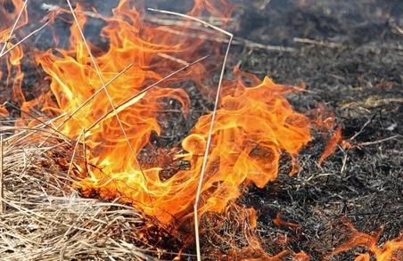 У Харкові - висока ймовірність пожеж