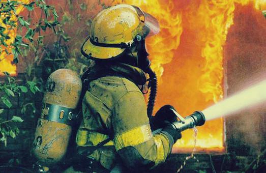На Харківщині за минулий тиждень сталося 75 пожеж