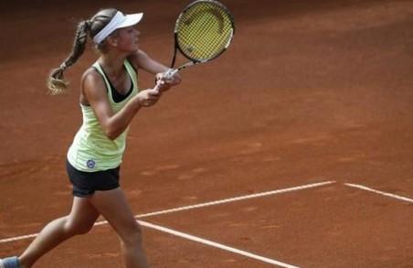 15-річна харків'янка перемогла на юнацькому турнірі ITF