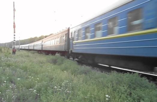 Новому поїзду Харків – Новоолексіївка надали прискорення, московсько-криворізький, навпаки, уповільнили
