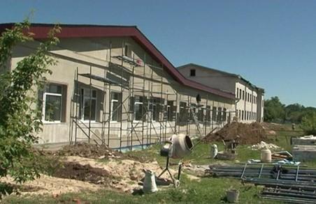 Будівництво школи у Губарівці: на 70% об`єкт готовий, зроблено багато