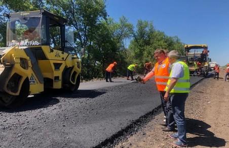 Непроїзна дорога у Харківській області стане європейським автобаном уже цього року
