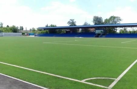 Харківська область гідно йде в авангарді позитивних змін в Україні: у Зміїві відкрили новий стадіон