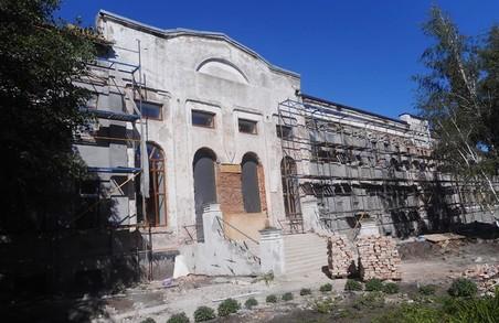 Світлична: Ремонтуємо лікарню у Вовчанську - буде як новенька