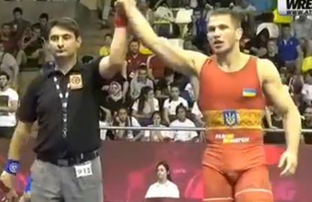 Харків`янин став срібним призером чемпіонату Європи