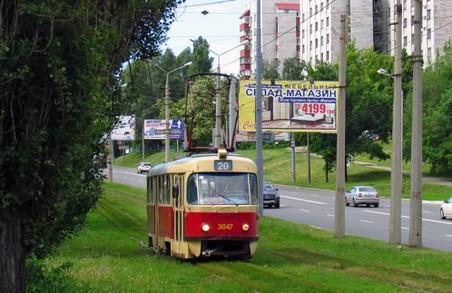 Трамвай №20 змінює маршрут руху на два дні