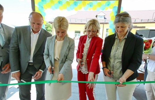 Одну з харківських районних лікарень відкрили після капітального ремонту