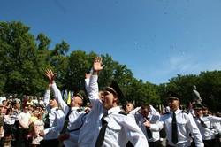 Світлична привітала випускників Національної Академії НГУ