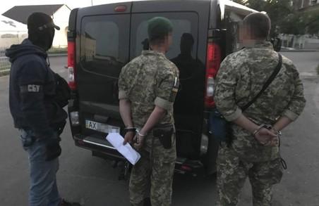 На Харківщині СБУ викрила на хабарі двох прикордонників