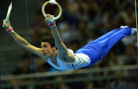 Харківський гімнаст виборов 5 медалей на змаганнях у Києві