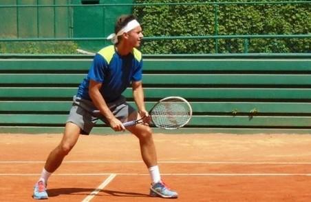 Харків'янин переміг під час турніру ITF з тенісу