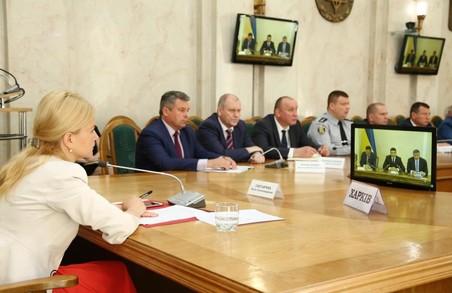 Питання виконання та перевиконання плану митних зборів є особливо важливим для Харківщини - Світлична