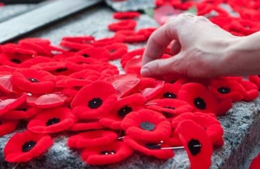 Світла пам'ять усім жертвам війни за українську землю - Світлична