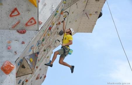 Харківські альпіністи посіли всі призові місця на домашньому Кубку України