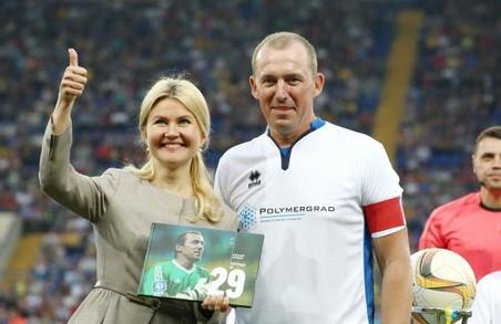 Легендарного харківського футболіста Олександра Горяїнова нагородили орденом «За заслуги» ІІІ ступеня