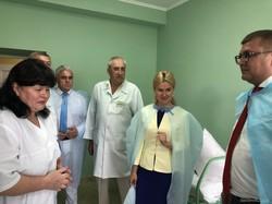 Цього року на Харківщині багато уваги приділяється ремонтам у системі охорони здоров'я — Світлична