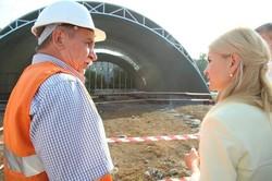 На Харківщині приділяється увага розвитку спортивної інфраструктури — Світлична